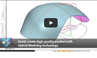 How ZW3D relieves 2D CAD users from design work loads?